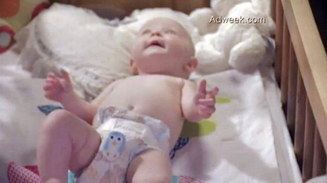 Huggies Aims Twitter Technology at Wet Diapers