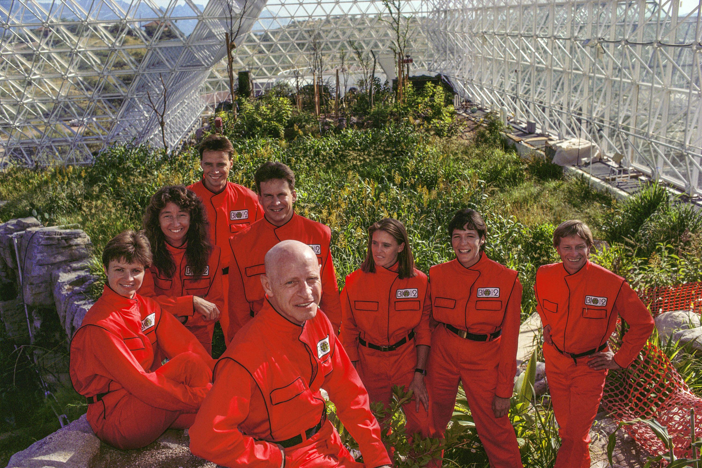 Spaceship Earth : The Documentary Film