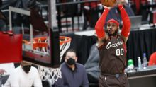 Carmelo Anthony Rumors: Blazers Free Agent 'Weighing Interest' From Lakers, Knicks