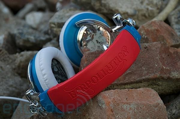 iFrogz EarPollution DJ Style headphones urban-hipster review