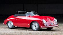 Festival of Speed 2017:Porsche classics up for auction at Goodwood