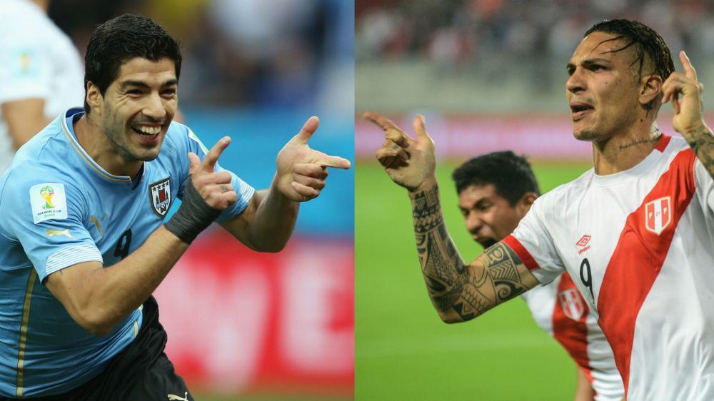 Suárez y Guerrero, un verdadero duelo de pistoleros