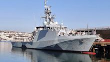 Royal Navy ships patrolling Jersey amid post-Brexit fishing rights row
