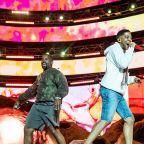 Watch Kid Cudi Enlist Kanye West for Coachella Medley
