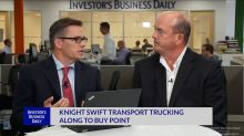 KNX Trucking Along To Buy Point