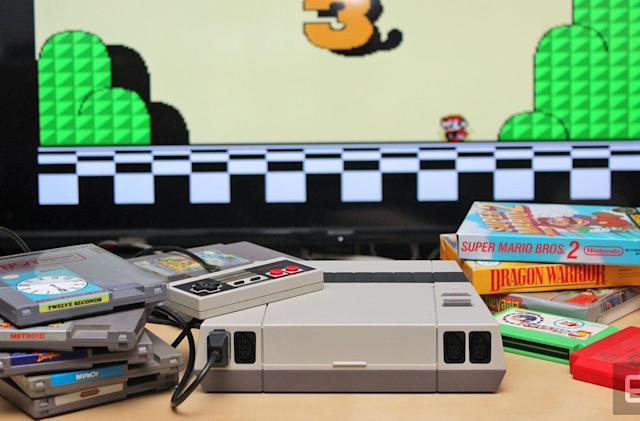 The RetroUSB AVS just replaced my childhood Nintendo