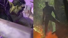 Amazing concept art from Marvel's Black Panther and Thor: Ragnarok released