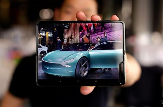 What do you want to know about Samsung's updated Galaxy Fold?
