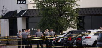 Civilian kills gunman who opened fire at restaurant