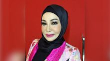 Ramlah Ram is not looking for new love