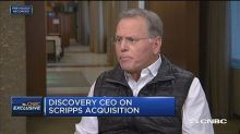 Discovery Communications CEO on Scripps deal: We will be ...