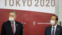 Tokyo Olympics organisers say Games on 'solid ground'