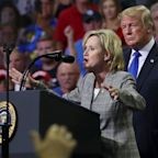 Trump to Campaign for Mississippi Sen. Cindy Hyde-Smith