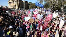 People's Vote March: 700,000 People Take To London's Streets In UK's Biggest Ever Anti-Brexit Protest