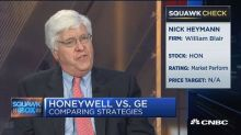 Honeywell is best-managed diversified industrial: William...