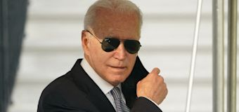 How Biden is leaving Trump behind on appointing judges