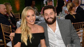 Baker's wife backs off 'fair weather' fans comment
