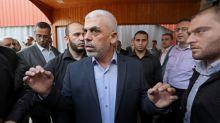 Hamas Gaza chief tests positive for COVID-19, spokesman says