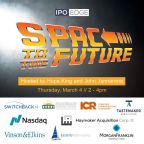 """Nasdaq, Easterly, MorganFranklin, V&E, Mizuho to Host """"SPAC to the Future"""" on March 4 Featuring SwitchBack, Haymaker, InterPrivate"""