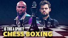 Is this a sport? Take a look at the brains and brawn of chess boxing