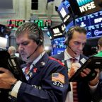 US markets poised for record finish after Fed hikes rates