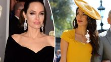 Angelina Jolie is 'furious' with Amal Clooney