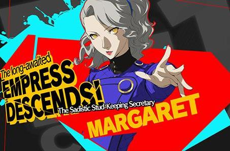 Margaret joins Western cast of Persona 4 Arena Ultimax