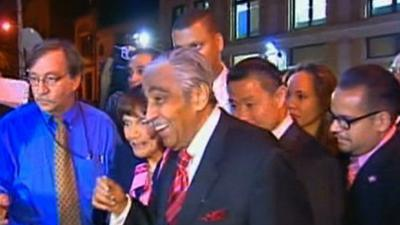 Rangel Wins House Primary