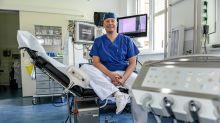 Wilmersdorf: Zahnklinik der Charité hat neuen OP-Raum für Angstpatienten