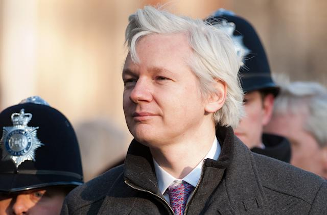 UK court rules Julian Assange shouldn't be extradited to the US