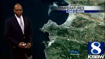 Check out your Sunday evening KSBW Weather Forecast 12 30 12