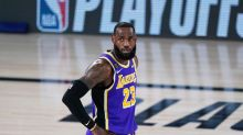 The NBA playoffs are on the brink of cancelation after an 'ugly' meeting where the Lakers and the Clippers left early after voting to end the season