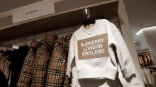 Burberry says coronavirus hurting luxury demand
