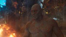 Les Gardiens de la Galaxie : pourquoi Dave Bautista a risqué sa carrière pour défendre James Gunn