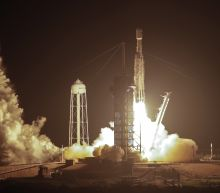 SpaceX launches hefty rocket with 24 satellites, experiments