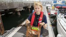Prueban que las bolsas biodegradables no se descomponen tan fácilmente