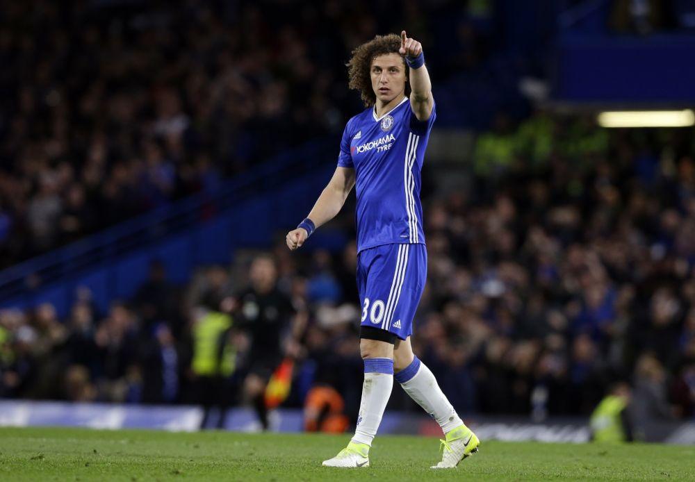 David Luiz foi convocado por Tite para os amistosos da Seleção (AP)