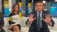 'I inoculate myself. Germs are not a real thing': Fox News host Pete Hegseth admits to never washing his hands