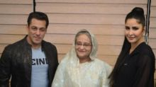 Salman & Katrina 'Honoured' to Meet PM Sheikh Hasina, Share Photo