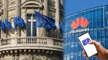 歐盟標籤華為:構成5G網路安全威脅