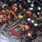 Building collapses in India; 10 dead, several feared trapped