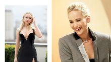 從一條黑裙子,Jennifer Lawrence 展現出新時代女性應有的態度