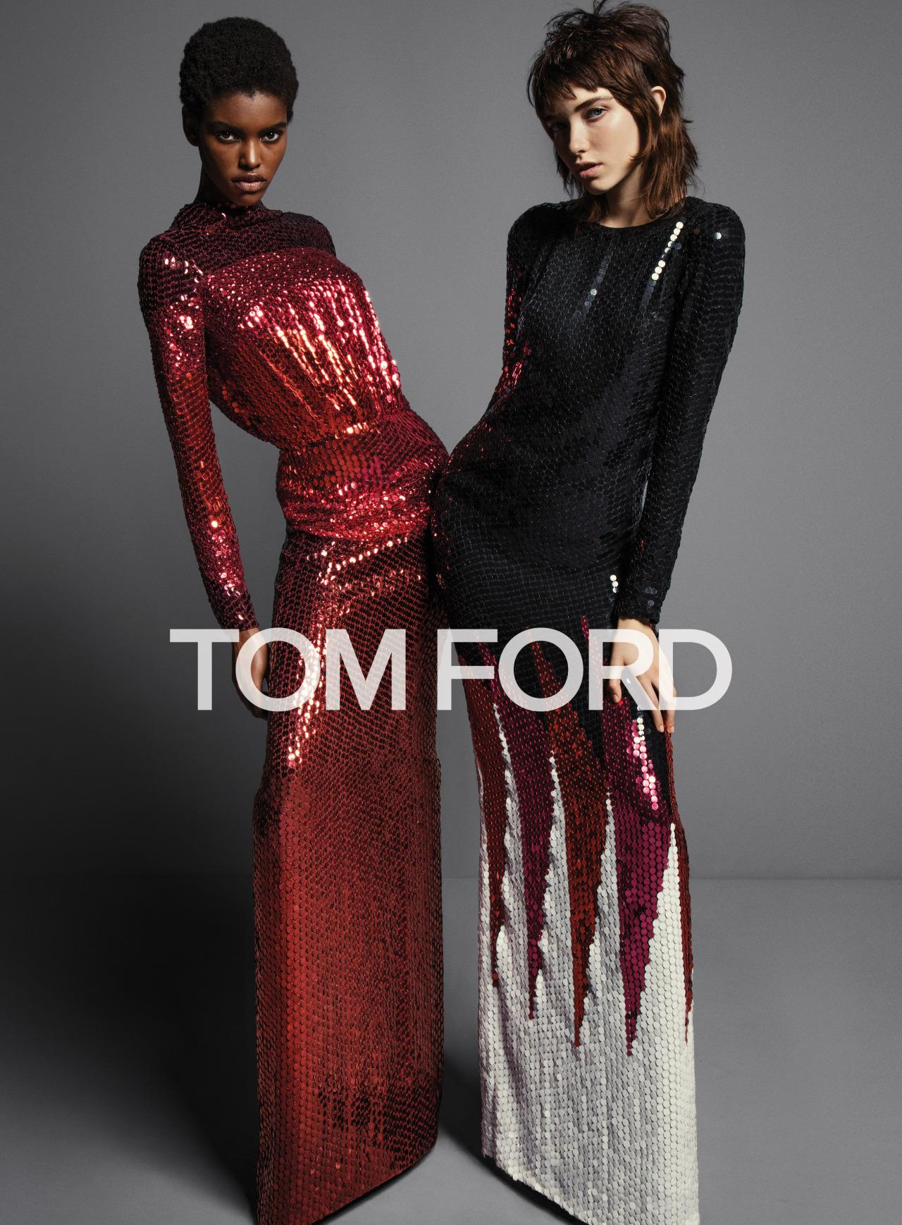 Tom Ford S Fall Campaign Serves Super Seventies Glam With A Side Of Intrigue