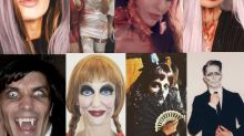 Famosos en Halloween: Sara Carbonero, David Bisbal, Chabelita, Paula Echevarría, Elsa Pataky, Dulceida…