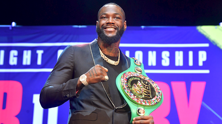 Deontay Wilder opens up about past struggles with mental health issues