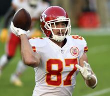 Chiefs' Andy Reid had perfect response to Travis Kelce's failed touchdown pass