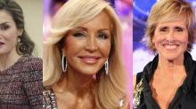Letizia y otros famosos a los que le tocó la Lotería de Navidad