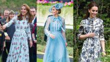 凱特在王室生活近9年:終於換了造型師,放棄「乖王妃」的穿搭風格
