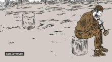 """Une BD raconte la France post-13-Novembre: """"Les gens ont mis un genou à terre émotionnellement"""""""