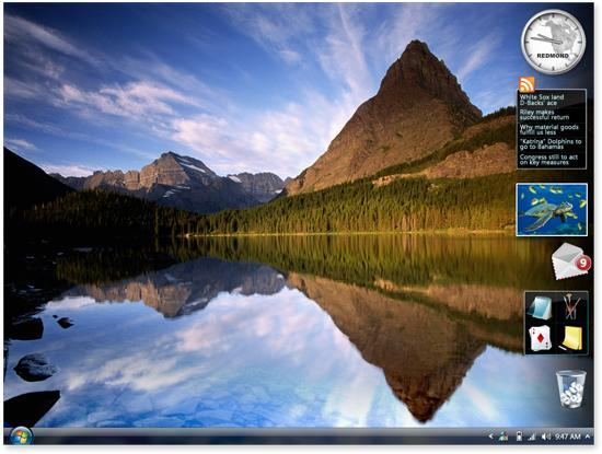 Microsoft signals some improvements in Windows Vista SP2, still not moist and chewy